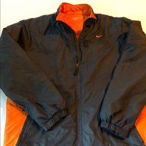 Nike Golf Warm Winter Jacket XL Grey/Orange